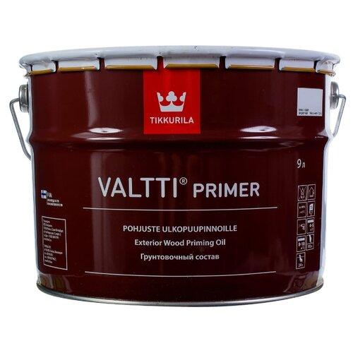 Tikkurila Valtti Primer бесцветный 9 л