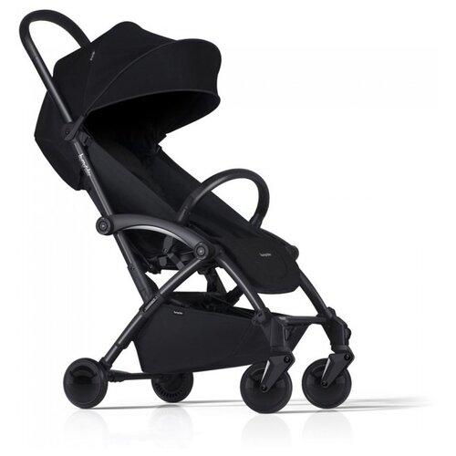 Прогулочная коляска Bumprider Connect 2 black black, цвет шасси: черный