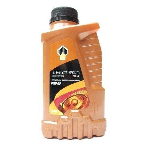 Трансмиссионное масло Роснефть Kinetic MT 80W-85 1 л
