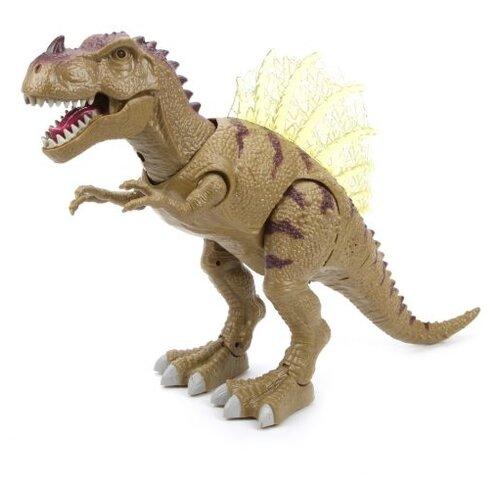 Робот Aei Cheng Dinosaur 1025A коричневый cheng