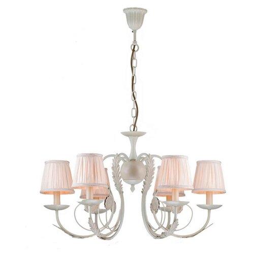 Люстра Arti Lampadari Vittorio E 1.1.6 WG, E14, 240 Вт люстра arti lampadari tarsia tarsia e 1 1 8 wg