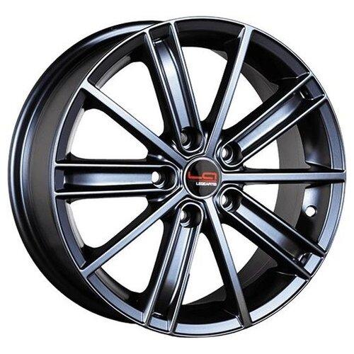 Фото - Колесный диск LegeArtis VW33 6.5x16/5x112 D57.1 ET33 MB колесный диск legeartis a71 6 5x16 5x112 d57 1 et33 gm