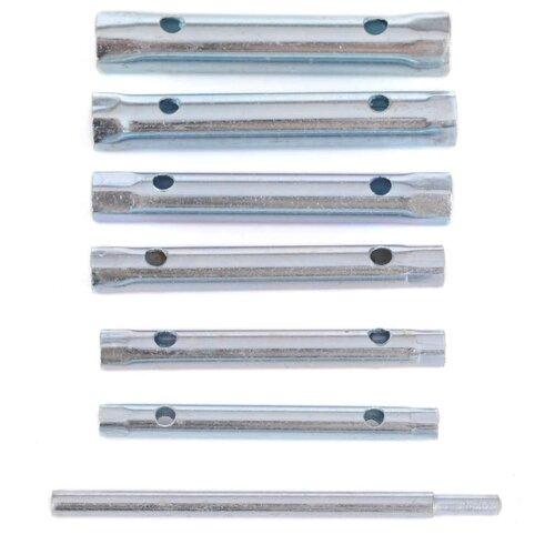 Набор трубчатых ключей FIT 63736 6 шт.