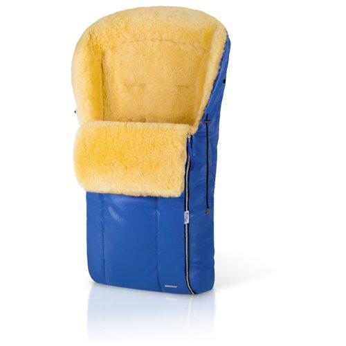 Купить Конверт-мешок Esspero Nicolas Leatherette 88.5 см sky, Конверты и спальные мешки