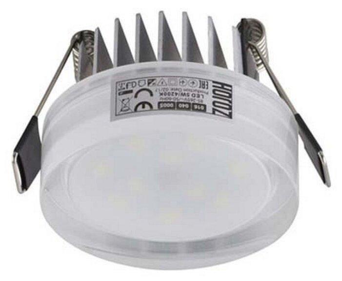 Встраиваемый светильник HOROZ ELECTRIC 016-040 HRZ00002308 — купить по выгодной цене на Яндекс.Маркете