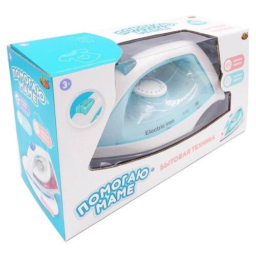 Купить Утюг ABtoys PT-01217 голубой, Детские кухни и бытовая техника