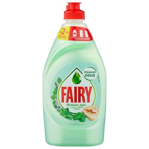Fairy Средство для мытья посуды Чайное дерево и мята 0.45 л