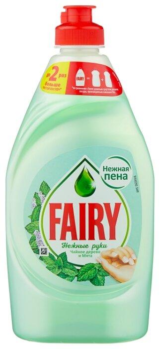 Fairy Средство для мытья посуды Чайное дерево и мята