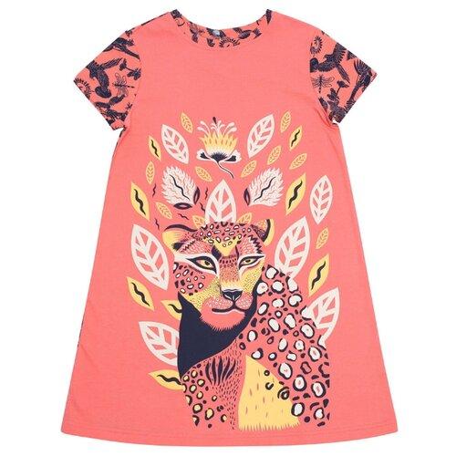 Купить Платье Chinzari размер 134/140, звери, Платья и сарафаны