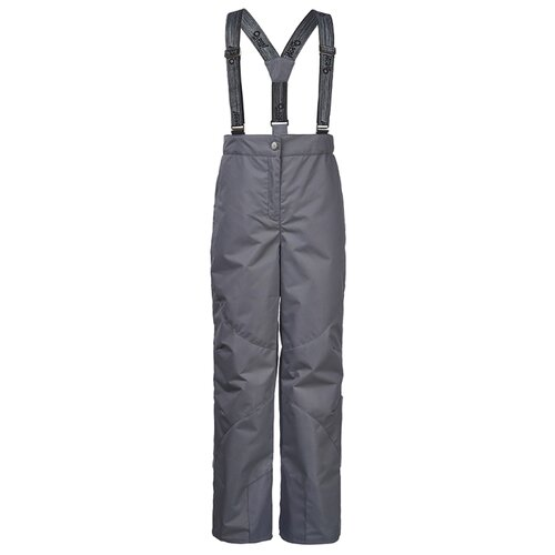 Купить Брюки Oldos Лила ASS072TPT00 размер 122, светло-серый, Полукомбинезоны и брюки
