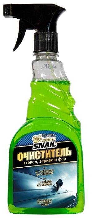 Очиститель для автостёкол Golden Snail GS 4011, 0.5 л