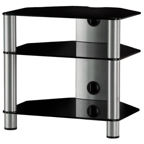 Фото - Стойка Sonorous RX 2130 черный/серебристый стойка sonorous pl 2130 серебристый черное стекло