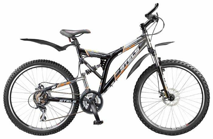 Горный (MTB) велосипед STELS Adrenalin Disc (2013)