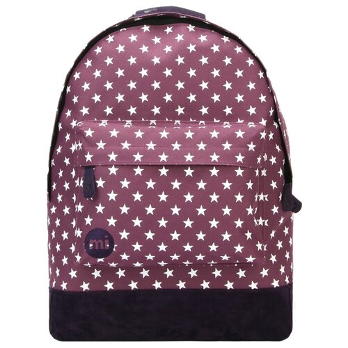 Рюкзак mi pac All Stars 17 (plum/navy)