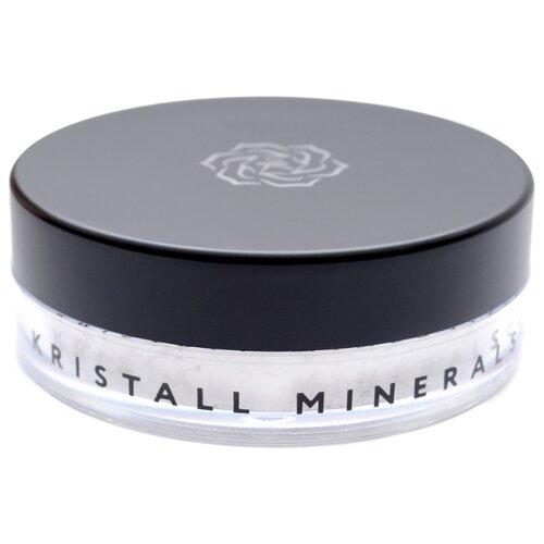 Kristall Minerals Пудра рассыпчатая антибактериальная прозрачная косметика minerals