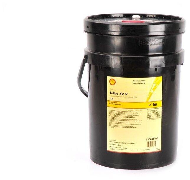 Гидравлическая жидкость SHELL Tellus S2 V 46 20 л 17.4 кг