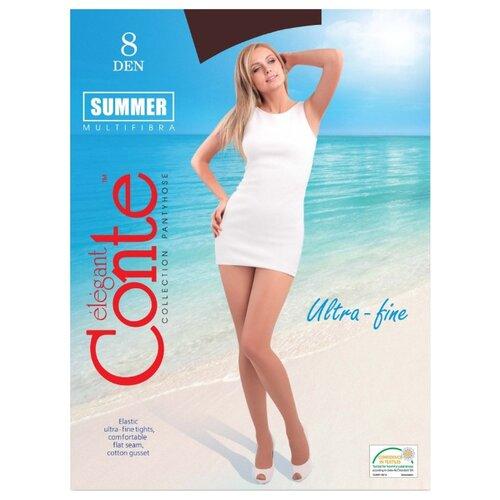 Колготки Conte Elegant Summer 8 den, размер 5, shadeКолготки и чулки<br>