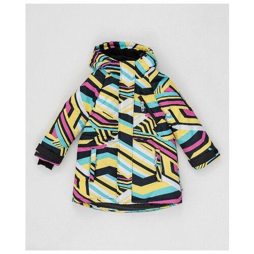 Купить Пальто Button Blue Active 220BBGA45020010 размер 128, мультицвет, Пальто и плащи