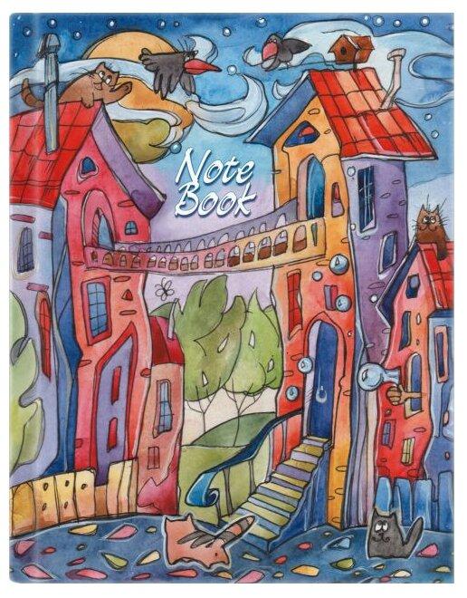 Записная книжка Феникс+ Notebook (48114), А6, 48 листов