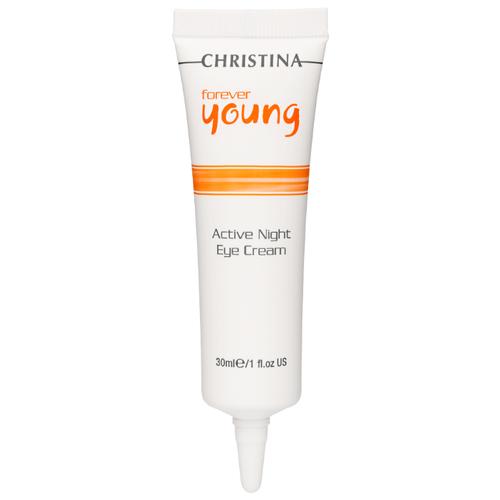 Christina Крем для кожи вокруг глаз Forever Young Active Night Eye Cream, 30 мл