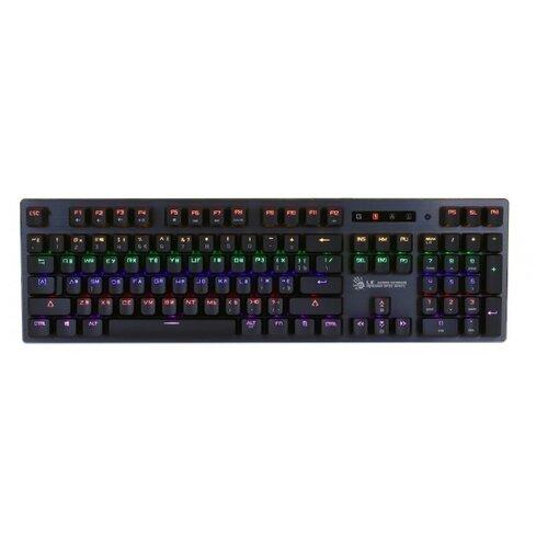 Игровая клавиатура Bloody B760 Black оптический