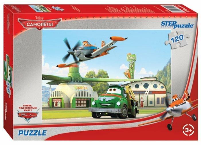 Пазл Step puzzle Disney Самолёты (75114) в ассортименте, 120 дет.