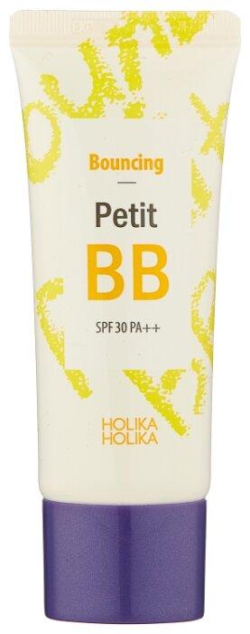 Holika Holika BB крем Bouncing Petit SPF 30, 30 мл