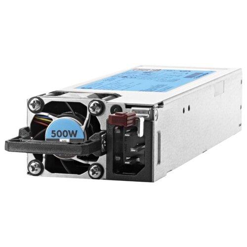 Блок питания Hewlett Packard Enterprise 865408-B21 500W