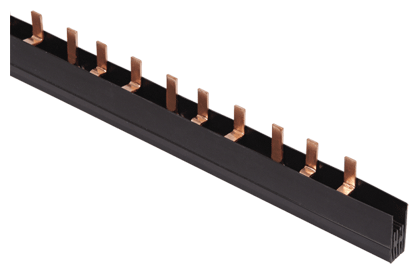 Фазовая шина (шинная разводка) IEK YNS51-1-100