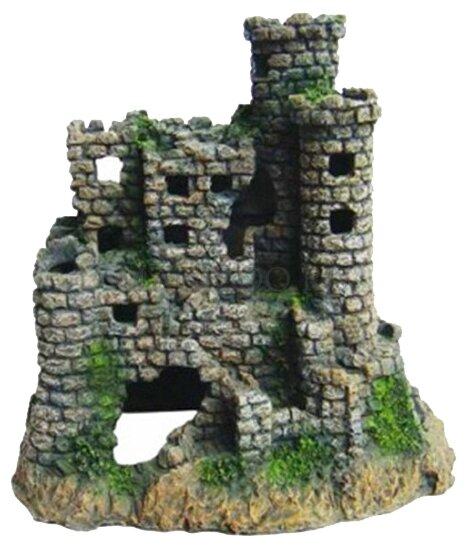 Грот BARBUS Замок Decor 007 23x22x15.5 см