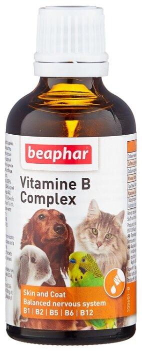Добавка в корм Beaphar Vitamine B Complex
