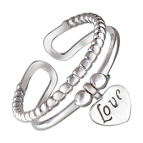 Эстет Кольцо из серебра 01К0510768, размер 17.5 ЭСТЕТ