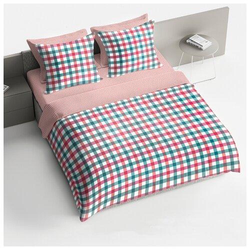 Комплект постельного белья семейный Браво Эдинбург