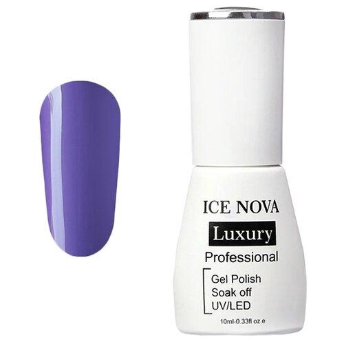 Купить Гель-лак для ногтей ICE NOVA Luxury Professional, 10 мл, 022 mauve