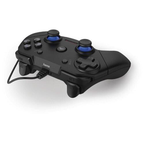 Геймпад HAMA H-115429 черный геймпад nintendo switch pro controller
