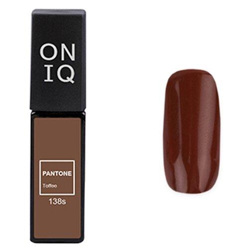 Купить Гель-лак для ногтей ONIQ Pantone, 6 мл, 138S Toffee