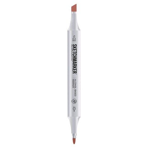 Купить SketchMarker Маркер на спиртовой основе R81 firebrick, Фломастеры
