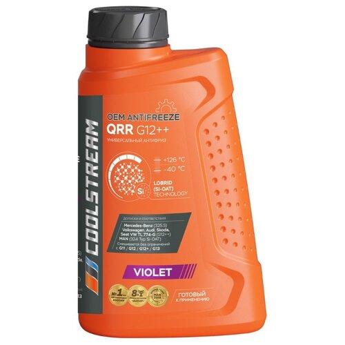 Антифриз CoolStream QRR 1 кг