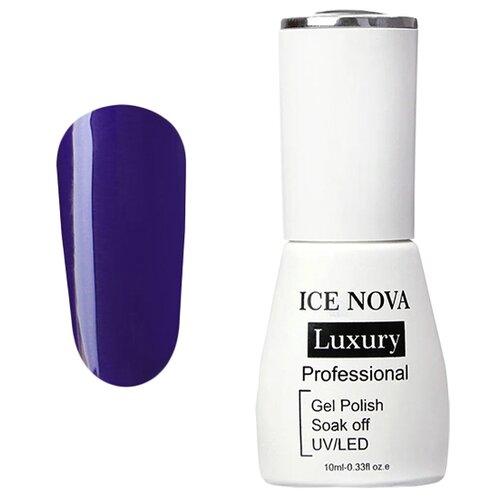 Купить Гель-лак для ногтей ICE NOVA Luxury Professional, 10 мл, 084 admiral