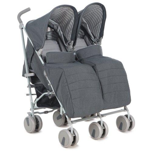 Прогулочная коляска Corol L-2 серый самокат corol l 304 pink