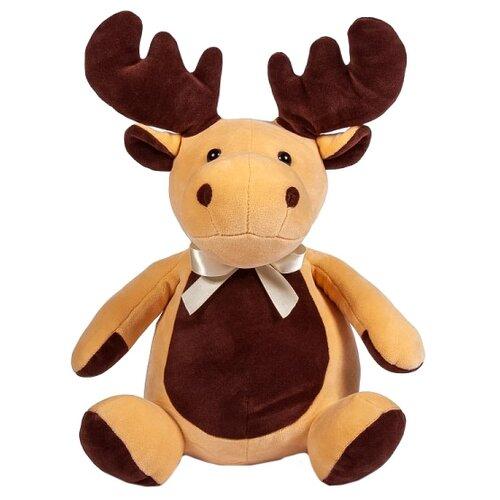 Мягкая игрушка Bebelot Лосёнок с бантиком 22 см