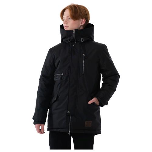 Купить Куртка Talvi размер 140/68, черный, Куртки и пуховики