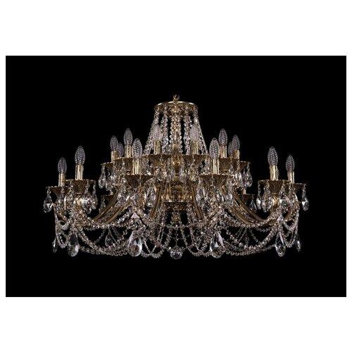 Люстра Bohemia Ivele Crystal 1703 1703/24/360/C/GW, E14, 960 Вт бра bohemia ivele crystal 1610 1610 3 gw
