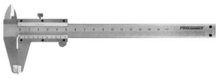 Нониусный штангенциркуль PROconnect 12-9101 150 мм, 0.1 мм