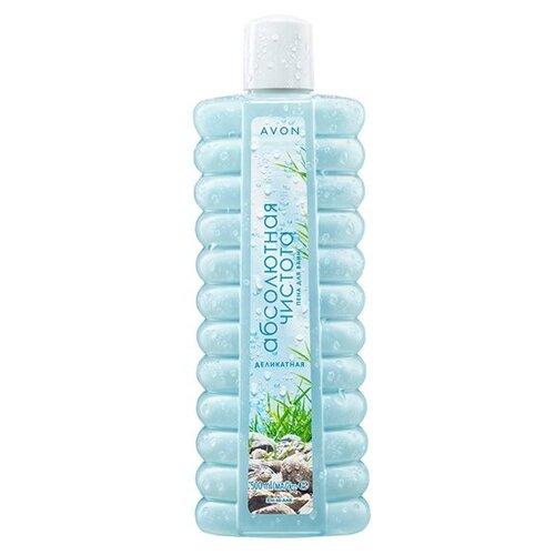 Купить AVON Пена для ванн Абсолютная чистота, 500 мл