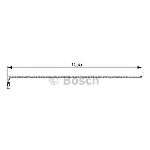 Датчик износа тормозных колодок задний Bosch 1987473001 для BMW X3