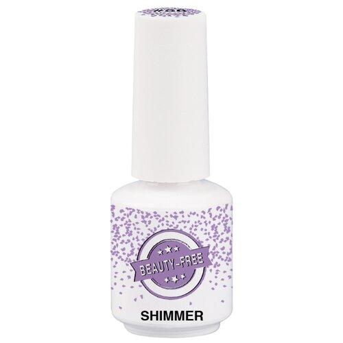 Гель-лак для ногтей Beauty-Free Shimmer, 8 мл, пастельно-фиолетовый  - Купить