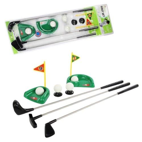 Купить Набор для гольфа Veld Co Deluxe 92856 белый/черный/зеленый, Спортивные игры и игрушки