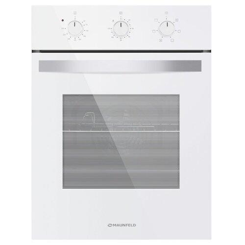 Фото - Электрический духовой шкаф MAUNFELD EOEC516W духовой шкаф maunfeld aeoc 575b черный