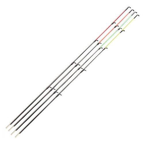 Вершинки сигнальные удилища Salmo Dominant Feeder 40, стеклопластик, 0.50 OZ (4 штуки)